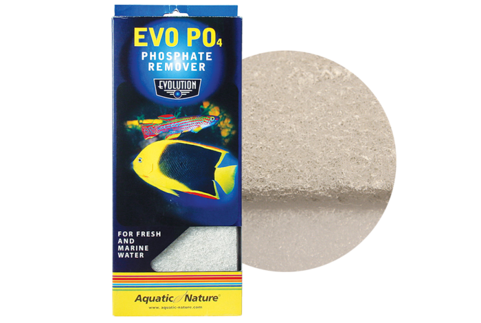 Filter-Pads designed forEvolutionAquariums and all in- and outside filters. Evo-Mat removers don't release toxic materials after saturation.