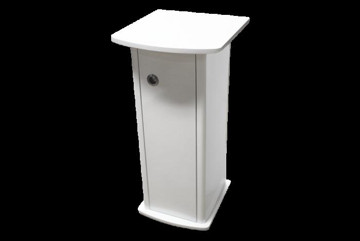 Evolution Cabinet Pearl White
