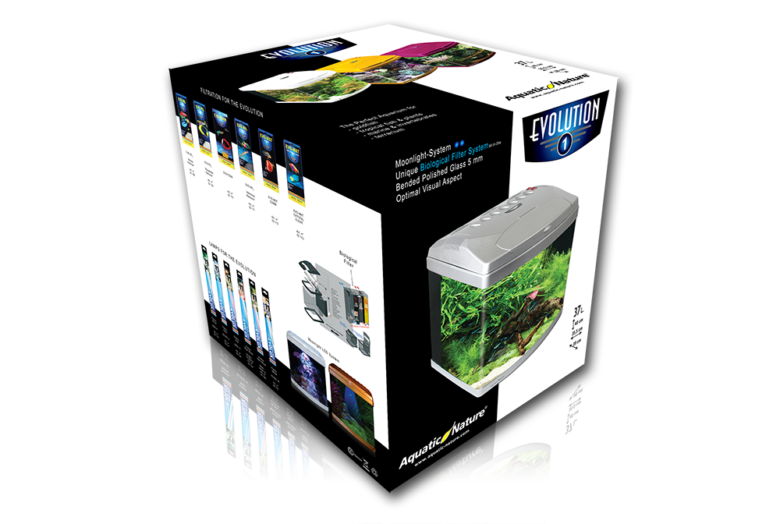 Evolution packaging