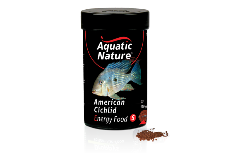 American Cichlid Energy Food S