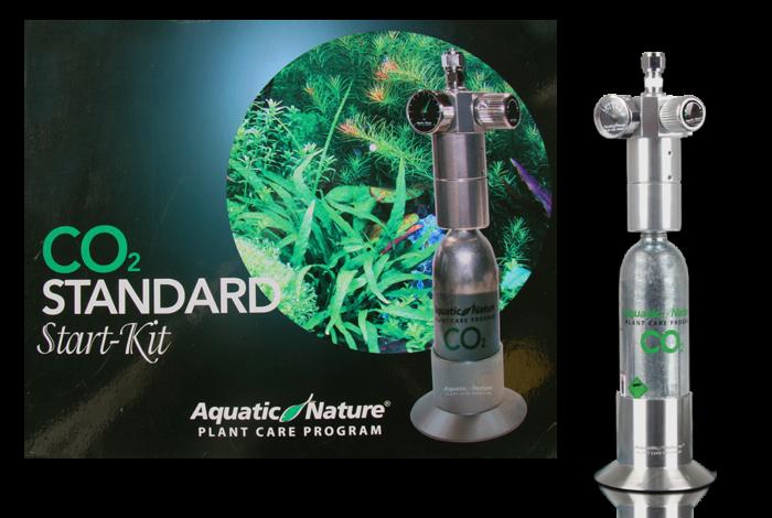 CO2 Standard Kit Soft Silver