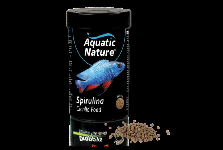 Spirulina Cichlid Food