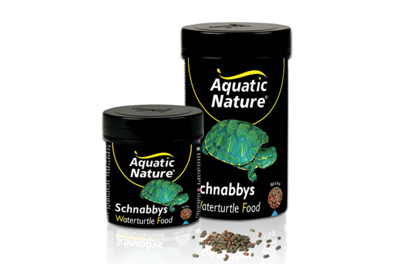 Schnabbys Waterturtle Food